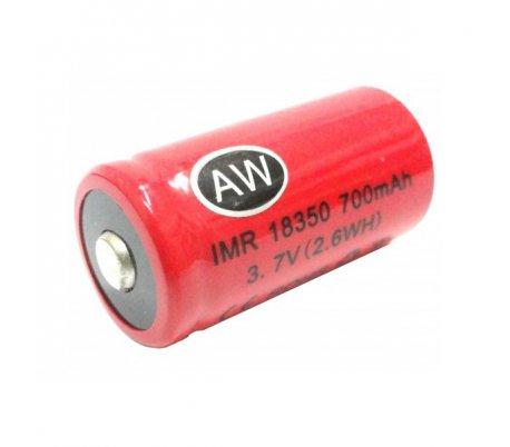 Batterie AW IMR 18350 700 mah