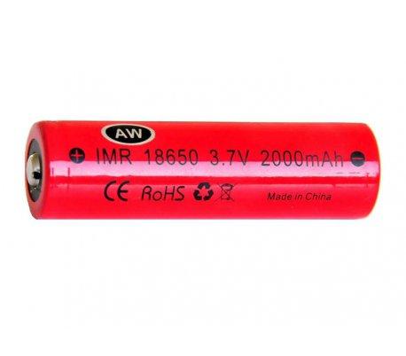 Batterie AW IMR 18650 2000 mah