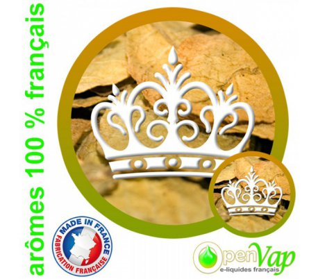 E-liquide Tabac Blend 10 ml OpenVap