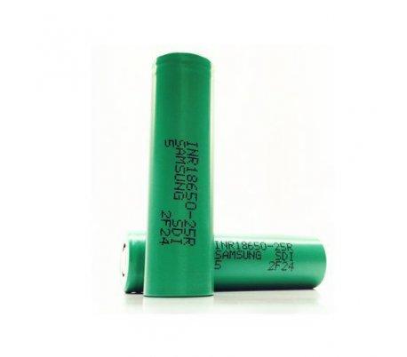 Batterie INR 18650 Samsung 2500mah