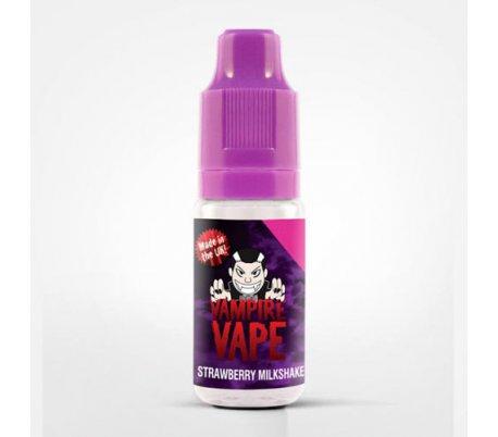 E-liquide Strawberry Milkshake Vampire Vape