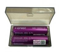 Batterie Efest IMR 18650 3500mah 20A