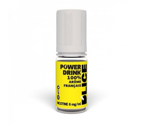 E-liquide Power drink 10 ml D'lice