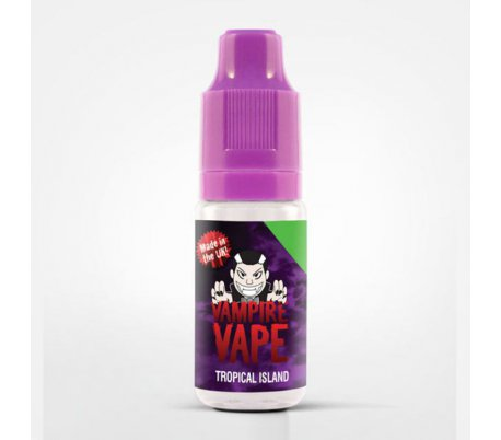 E-liquide Tropical Island Vampire Vape
