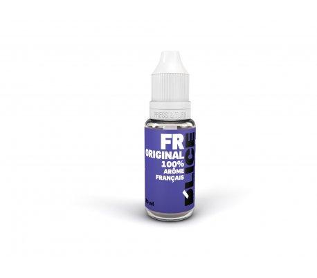 E-liquide FR Original 10 ml D'lice