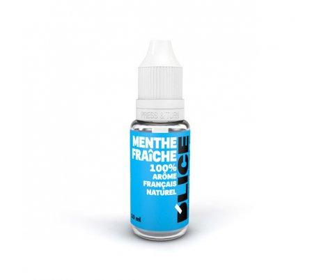 E-liquide Menthe Fraiche 10 ml D'lice