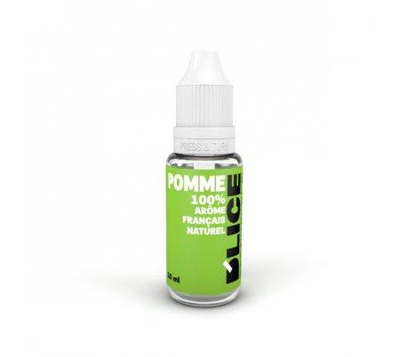 E-liquide Pomme 10 ml D'lice